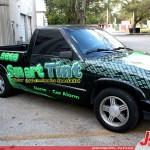 Smart Tint Truck Wrap
