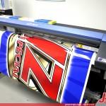 Roland Printing Wrap