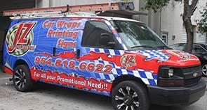 Vans Wrap